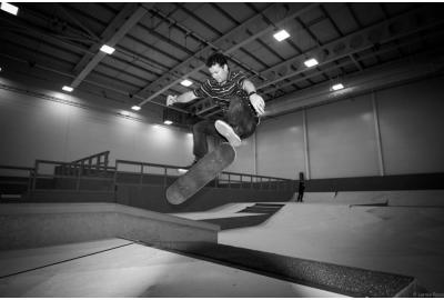 Better-Extreme: London's Largest Indoor Skate Park