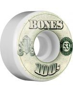 Bones OG 100s #11 V4 Skateboard Wheels - 53mm