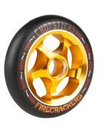 Eagle Chopsticks Firecrackers Scooter Wheel - Black 110mm