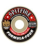 Spitfire Formula Four Conical Full Skateboard Wheels - 52mm 101D