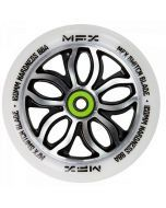 MGP MFX R Willy Switchblade 120mm Scooter Wheel - White