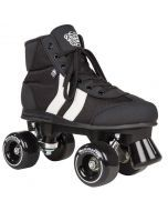 Rookie Retro V2 Roller Skates - Black/White