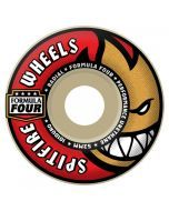Spitfire Formula Four Radials Skateboard Wheels - 54mm 101D