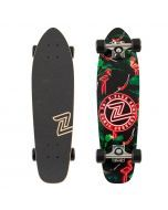 Z-Flex Neon Flamingo Cruiser Skateboard - 27""