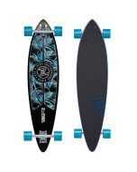 Z-Flex Night Jungle Longboard - 38""