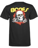 Powell Peralta Ripper T Shirt - Black