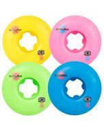 Ricta Sparx Mix Up Skateboard Wheels - 52mm 99a