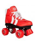 Rookie Retro Roller Skates V2.1 - Red/White