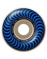 Spitfire Formula Four Classics Blue Skateboard Wheels - 56mm 99du