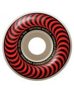 Spitfire Formula Four Classics Red Skateboard Wheels - 51mm 101du