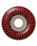Spitfire Formula Four Classics Red Skateboard Wheels - 51mm 99du