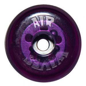 Air Waves Quad Toe Stop - Clear Purple