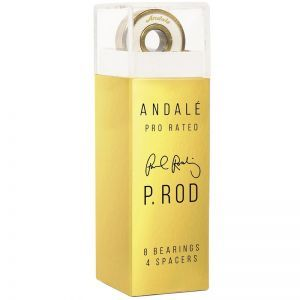 Andale P-Rod Pro Rated Bearings