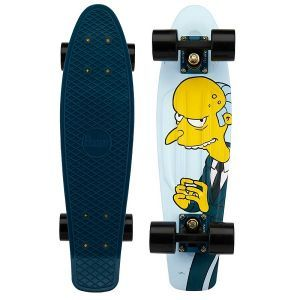 Penny X Simpsons Excellent Skateboard - 22""