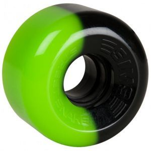 Sims Street Snakes 2Tone Green/Black 62mm - Set Of 4 Wheels