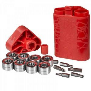 Wicked Swiss Bearings - 16 Pack With Tool Kit