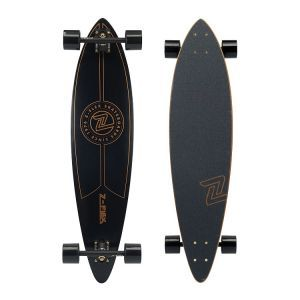 Z-Flex Top Shelf Gold Longboard - 38""