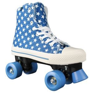 Rookie Canvas High Roller skates - Stars