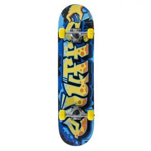 Enuff Graffiti 2 Skateboard - Yellow 7.75