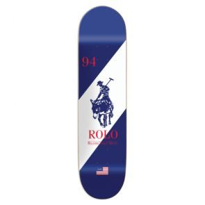 Chocolate Brenes Rolo Skateboard Deck - 8.25""