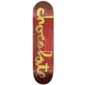 Chocolate Eldridge Original Chunk Skateboard Deck - 8.25