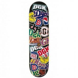 DGK All Star Skateboard Deck - 8.1""