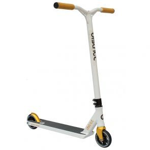 District C-Series C050 Scooter 2018 - White/Gold