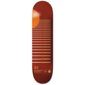 Element Appleyard Astro Featherlight Skateboard Deck - 8.0""