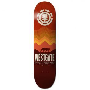 Element Westgate Ranger Featherlight Skateboard Deck - 8.0