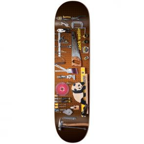 Enjoi Wallin Premium Panda Slick Skateboard Deck - 8.125""