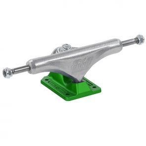 Enuff Decade Pro Satin Green Skateboard Trucks - 129mm