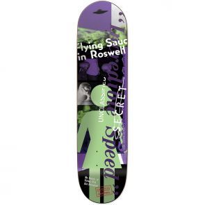 Girl Carroll Conspir-OG Skateboard Deck - 8.375""