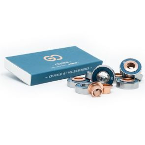 Go Project Crown Bearings - Set of 8