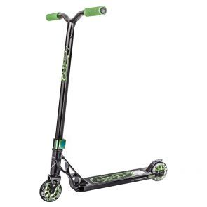 Grit Fluxx Scooter 2018 - Black/Green Quake