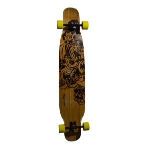 Loaded Bhangra Longboard Flex 2 - 48.5""
