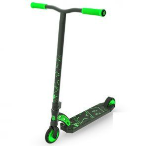 MGP VX8 Pro Scooter - Black/Lime