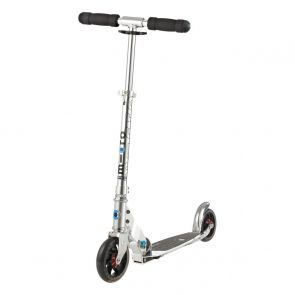 Micro Speed Scooter - Silver
