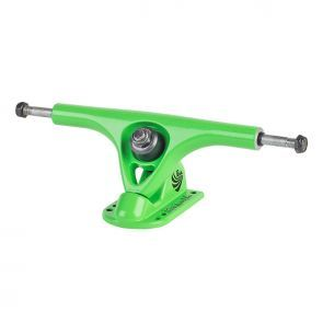 Paris V2 180mm Longboard Trucks - Green