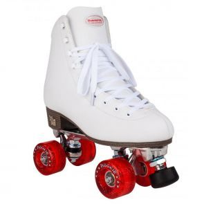 Rookie Classic II White Rollerskates