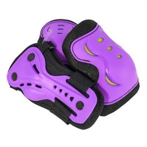 SFR Essentials Kids Triple Pad Set - Purple