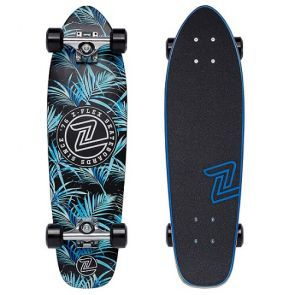 Z-Flex Night Jungle Cruiser Skateboard - 27""