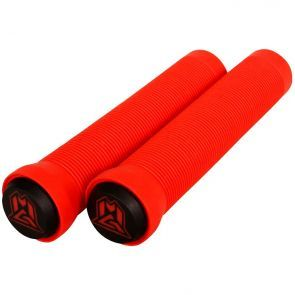 MGP Grind Scooter Grips - Red