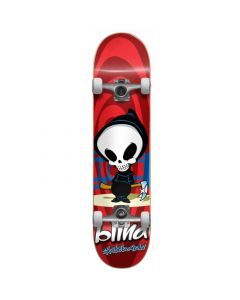 Blind Retro Reaper Mid Skateboard - 7.375""