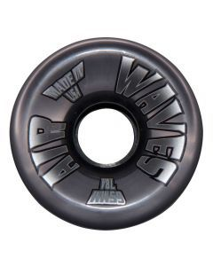 Air Waves Clear Wheels 65mm - Set of 4