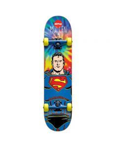 Almost x DC Comics Mullen Superman Mid Skateboard - 7.375