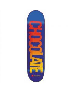 Chocolate Perez Cutout Skateboard Deck - 8.125""