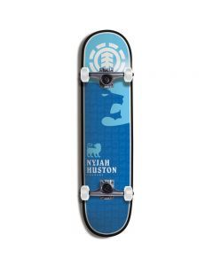 Element Nyjah Twig Chromatic Skateboard - 7.625""