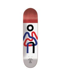 Girl Twisted OG Carroll Skateboard Deck - 8.375""