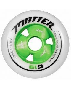 Matter G13 F1 Inline Skate Wheels 100mm 86a - 4 Pack