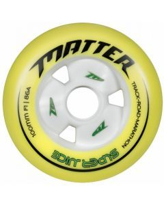 Matter Super Juice F1 Wheels 100mm 86a - 4 Pack